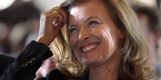 Interview. Valérie Trierweiler se livre à Ouest-France: le tweet