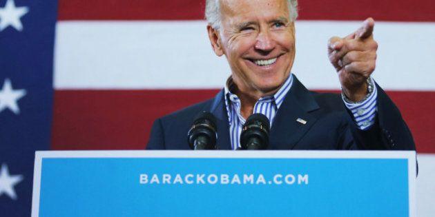 VIDÉO. Les républicains ironisent sur un lapsus du vice-président Joe Biden à propos de la classe