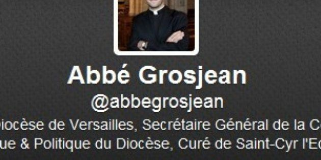 Mariage gay: l'Abbé Grosjean, le curé que vous devez suivre sur
