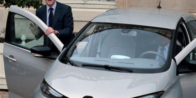 VIDÉO. Arnaud Montebourg vante les mérites de la Renault
