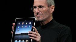Steve Jobs parle de l'iPad et d'iTunes... trente ans