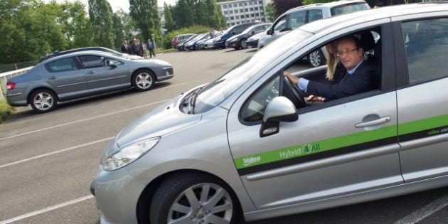 Les voitures électriques bénéficieront d'un tarif réduit de stationnement et de