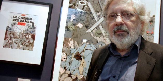 L'auteur de bandes dessinées Jacques Tardi refuse la Légion
