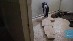 Découverte de preuves que le régime syrien a