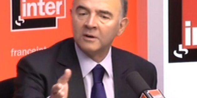Moscovici craint les Pigeons, recule puis