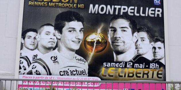 Paris illicites à Montpellier: le club de handball de Cesson-Sévigné va saisir la