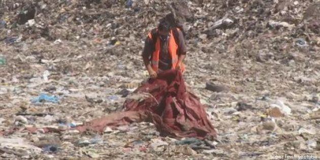 Cannes: le gaspillage