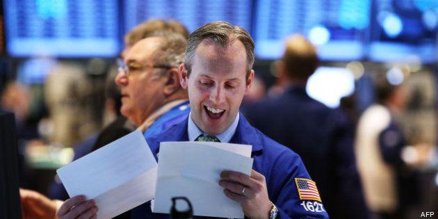 Bourse : pourquoi les marchés flambent alors que l'économie