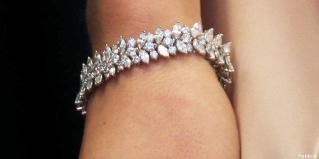 Cannes 2013: vol de plus d'un million de dollars de bijoux dans un