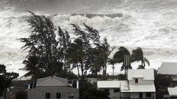 Cyclone Dumile à la Réunion : 60.000 foyers foyers sans électricité, les aéroports