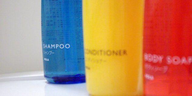 Shampoings, savons et gels douche peuvent positiver un test de détection du