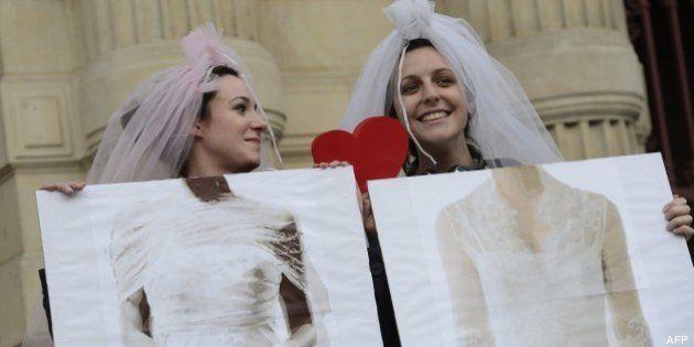 Démarches administratives pour le mariage gay: les étapes restantes. Le 1er mariage aura lieu à Montpellier...