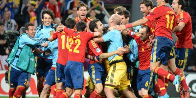 Euro 2012 : revivez Espagne-Portugal avec le meilleur (et le pire) du