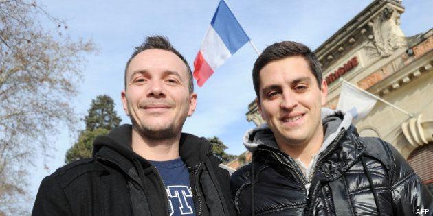 Premier mariage gay: interview de Vincent Autin, futur premier