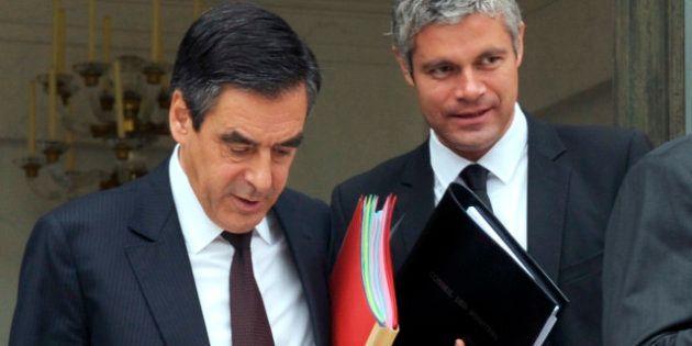 Laurent Wauquiez soutient François Fillon contre Jean-François