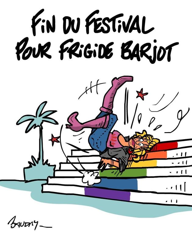 Fin du Festival pour Frigide