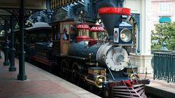 Disneyland : 4 blessés lors d'un accident du train à
