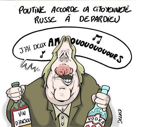 Pourquoi Depardieu aime-t-il la