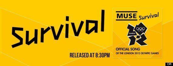 VIDÉO. Londres 2012 : Muse et son nouveau single
