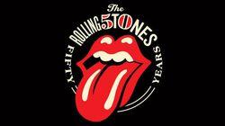 Chirurgie pour le logo des Rolling