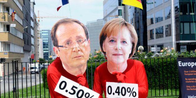 Sommet européen: accord surprise en faveur de l'Espagne et de
