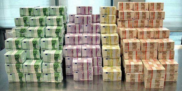 Mille milliards d'euros par an: le vrai coût de la fraude fiscale pour