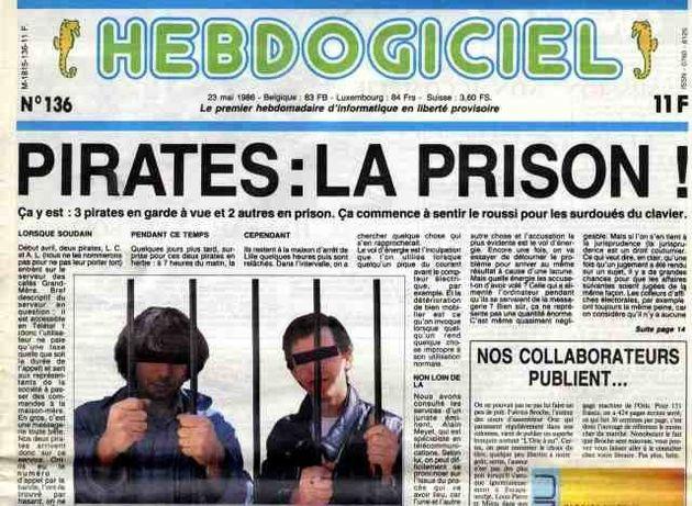 INTERVIEW. Laurent Chemla, le premier Français condamné pour piratage, utilisait un