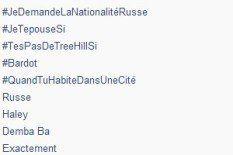 #JeDemandeLaNationalitéRusse : Twitter se moque de Gérard Depardieu et Brigitte