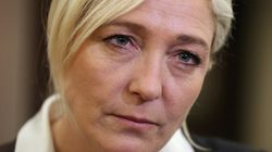 Marine Le Pen n'ira pas à la manif' anti-mariage