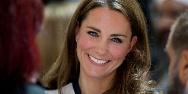 Kate Middleton SDF? Non, mais elle dormira bien dans la rue