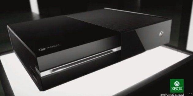 Xbox One : revivez la présentation de la nouvelle console de
