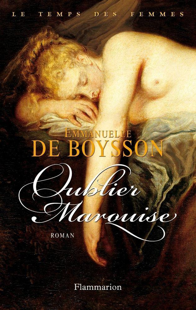 Emmanuelle de Boysson sur son dernier roman