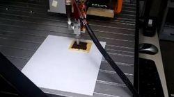 Une imprimante 3D à nourriture serait en cours de