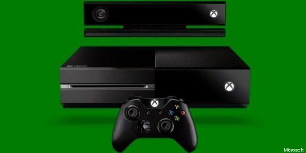Xbox One : une centrale de divertissement, avec jeux en