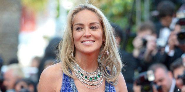 PHOTOS. Cannes 2013: Sharon Stone et Adrien Brody montent les