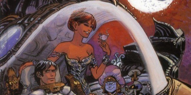 Luc Besson adapterait Valérian et Laureline, la bande dessinée de Mézières et Christin -