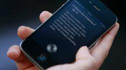Reconnaissance vocale: l'iPhone est un peu dur