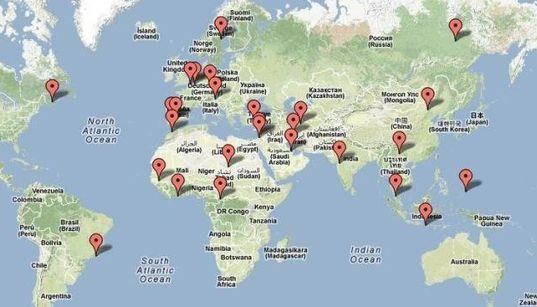26 nouveaux sites inscrits au patrimoine mondial de
