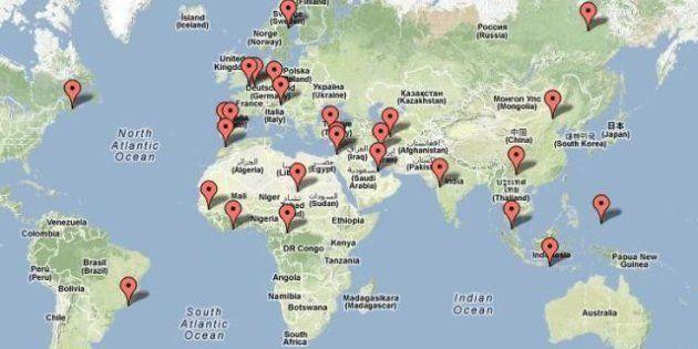 26 Nouveaux Sites Inscrits Au Patrimoine Mondial De L Unesco En 2012 Le Huffpost