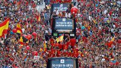 L'Espagne fête ses