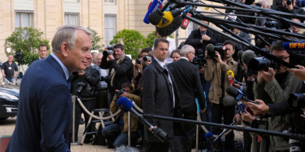 Jean-Marc Ayrault passe son grand oral à l'Assemblée