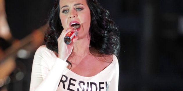PHOTOS. Le classement Men's Health des 100 femmes les plus sexy de l'année 2013 couronne Katy