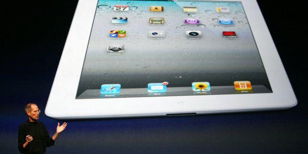 Apple : l'iPad mini, deux ans de