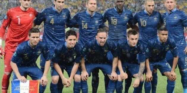 Euro 2012 : les Bleus ne toucheront pas leur prime de 100.000