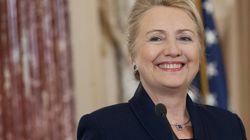 Hillary Clinton reprend ses