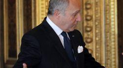 Au Sénat aussi, Laurent Fabius a été