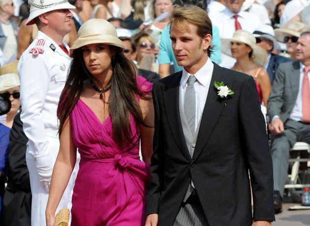 Andrea Casiraghi, le fils aîné de Caroline de Monaco, va se