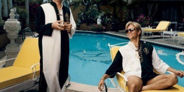 VIDÉOS. Behind The Candelabra, le prochain film de Steven Soderbergh sur la vie de Valentino Liberace,...