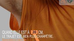 La campagne de la RATP