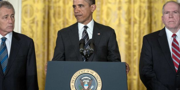 Barack Obama nomme un républicain au Pentagone, Chuck
